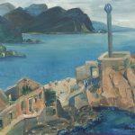 umetnicke slike Bata Mihailovic